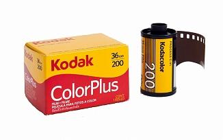 Фотопленка KODAK ColorPlus 200/36